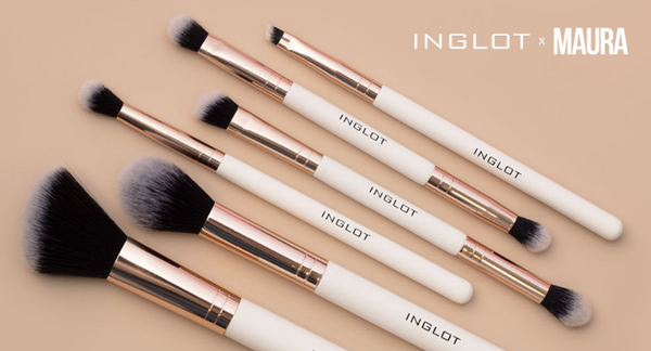 Inglot X Maura Brush Set | On Sale Now