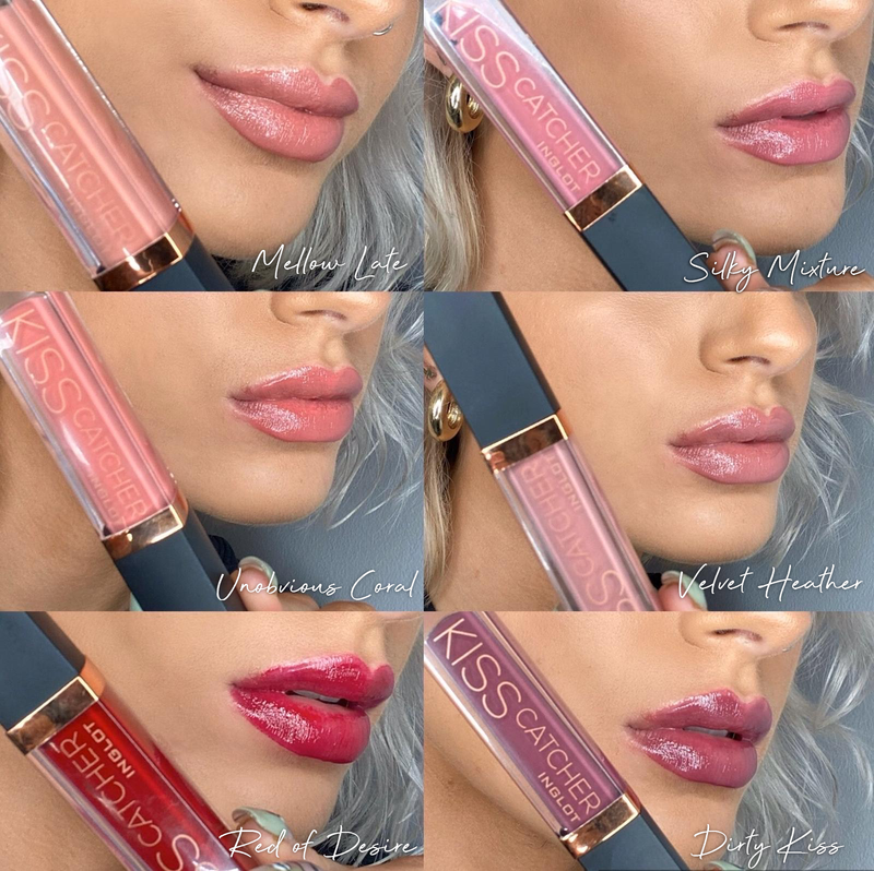 Kiss Catcher Liquid Lipsticks