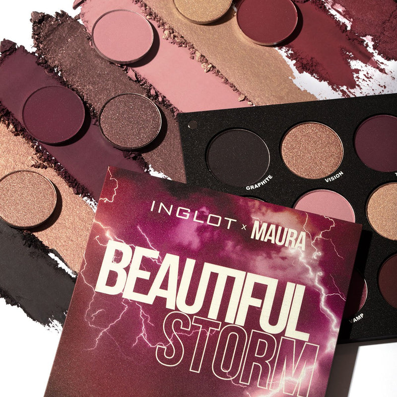 Beautiful Storm Eyeshadow Palette
