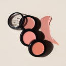 Luminous Rose Cream Blusher | Peach Peony