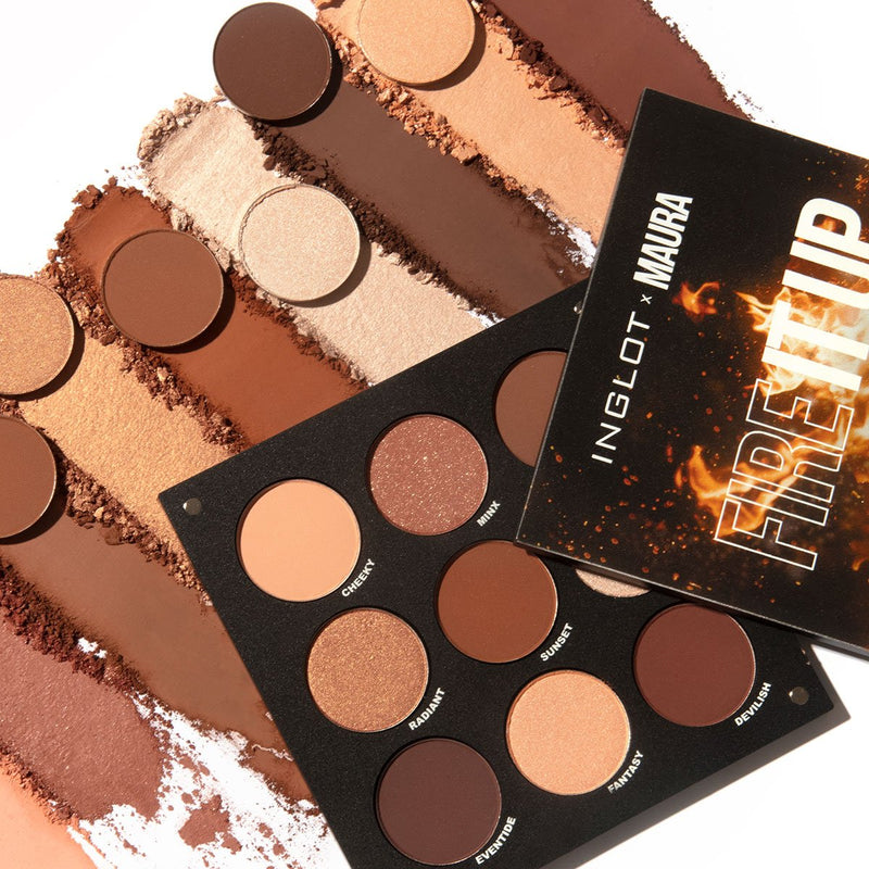 Fire it Up Eyeshadow Palette