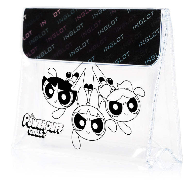 Powerpuff Girls Sugar Spice and Everything Nice Makeup Bag