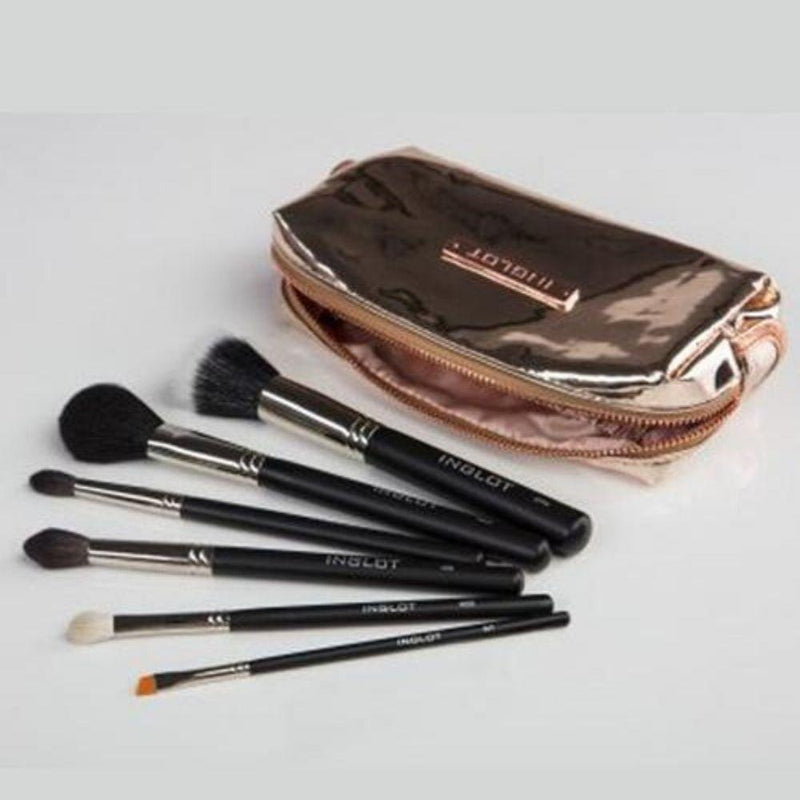 Inglot's Exclusive 'Luxury Brush Collection