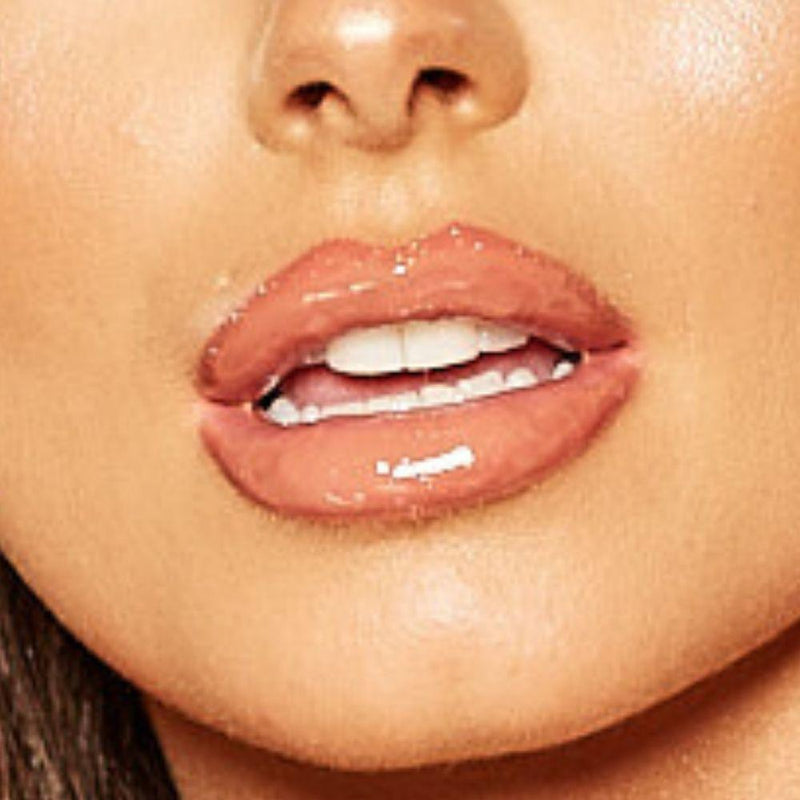 Naughty Nudes Lipgloss | Gold Glory