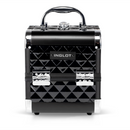 Diamond Makeup Case | Black