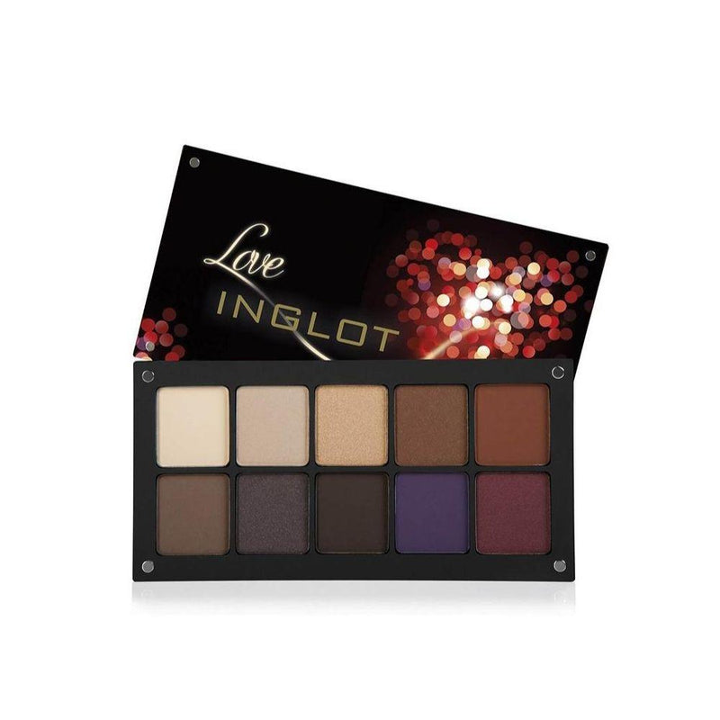 Exclusive: Inglot's Love Palette