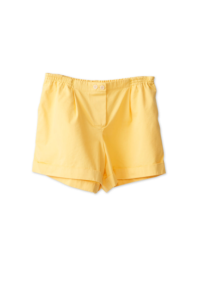 Obi Shorts - Banana Cream