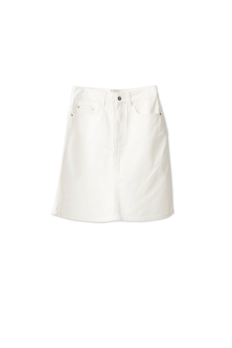 Katie Skirt - White