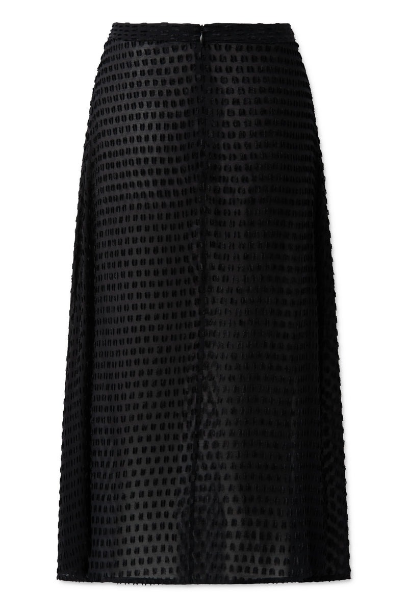Veronique Skirt Black