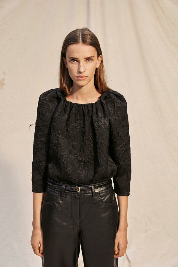 Lina Blouse - Black