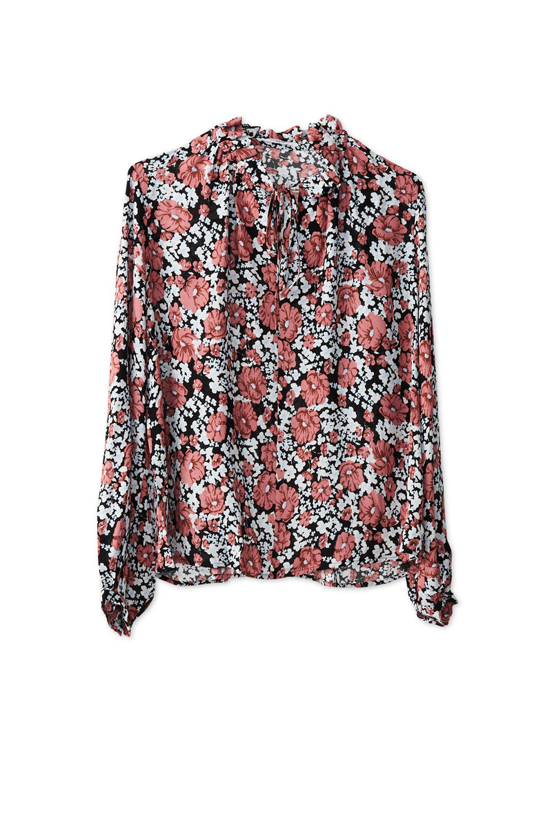 Toscana Blouse - Old Rose