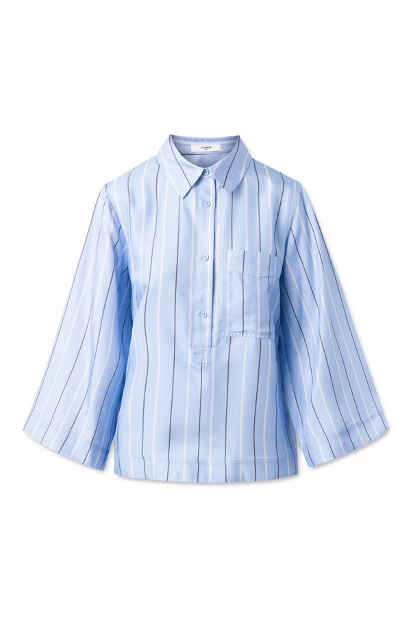 Elba Shirt Boy Blue