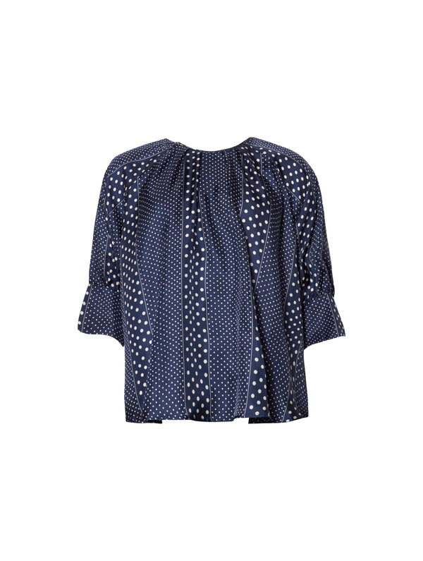 Kate Blouse - Navy