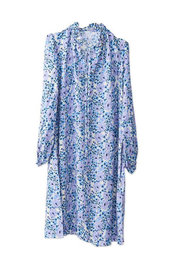 Marian Dress - Purple Heather
