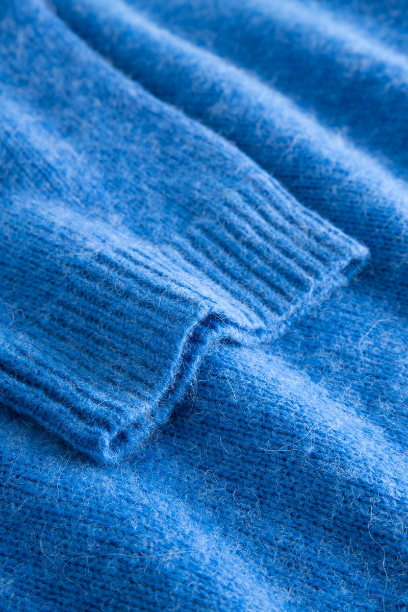 Clementine Pullover - French Blue
