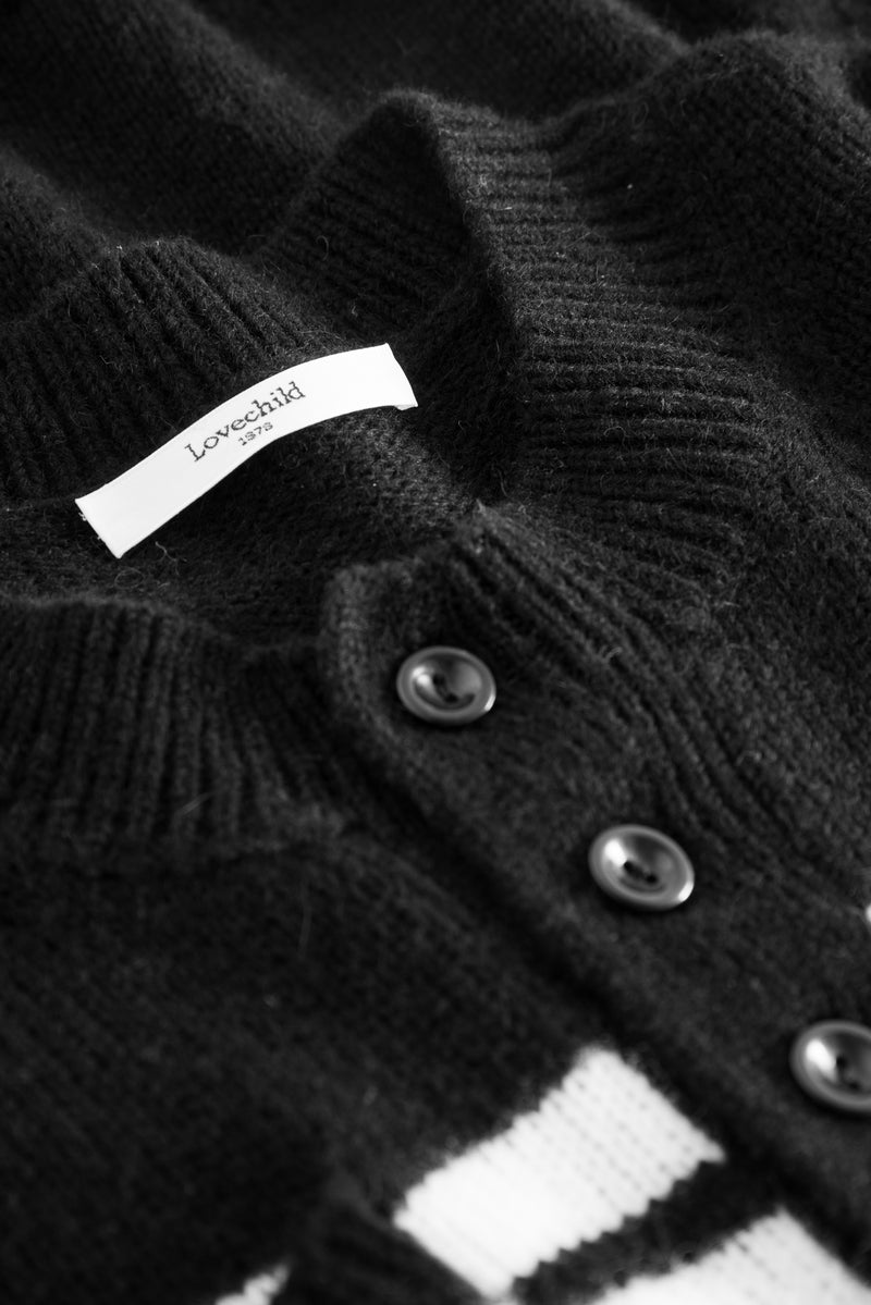 Clementine Pullover - Black
