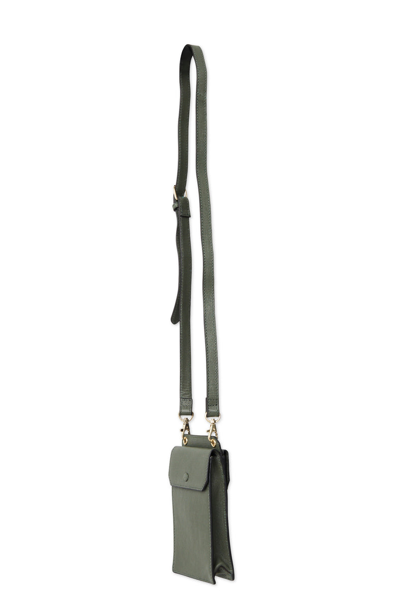 Katusha Shoulder Bag - Forrest Night