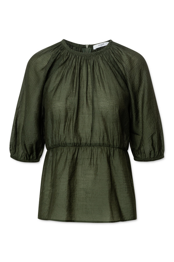 Benito Blouse - Army