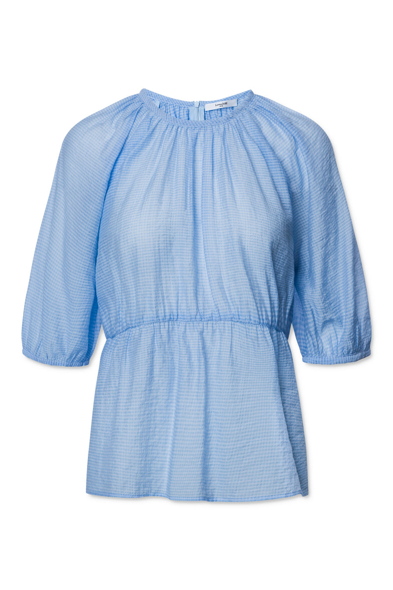 Benito Blouse - Light Blue