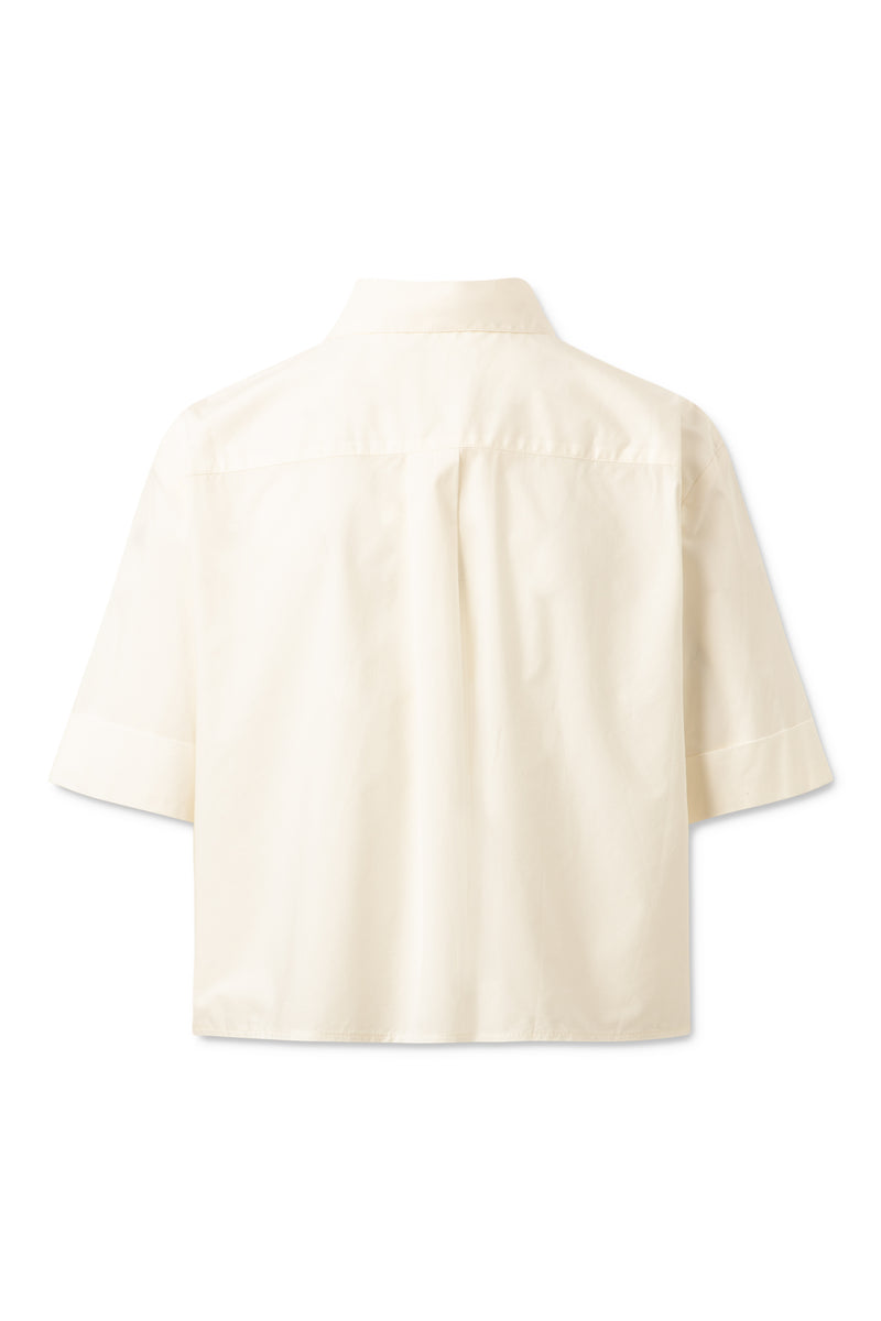 Calliope Shirt - White