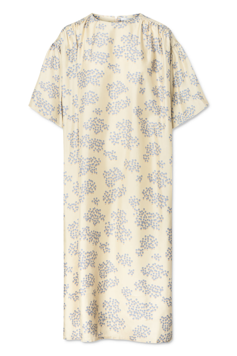 Cosima Dress - Cloud Cream