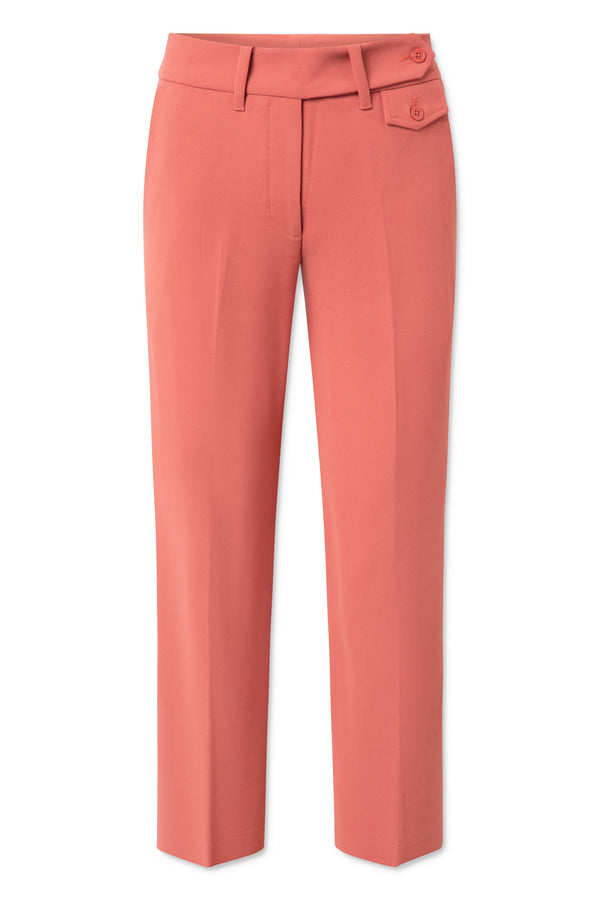 Coppola Pants - Old Rose