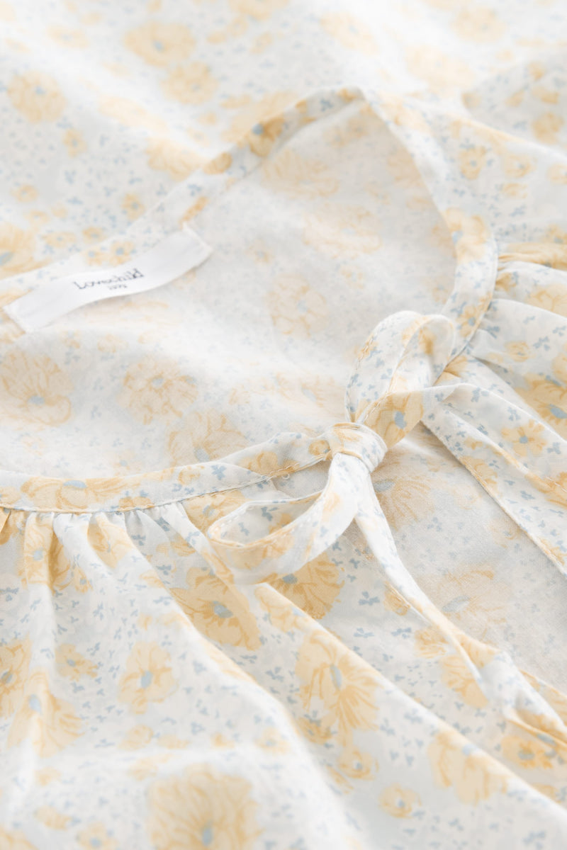 Darly Blouse - Almond Oil