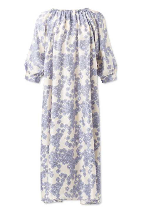 Elia Dress - Cloud Cream