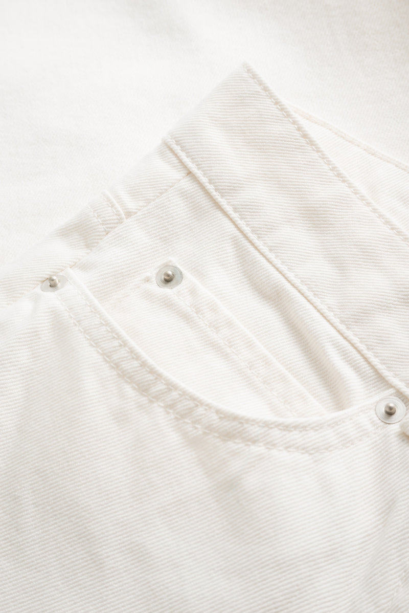 Harvey Pant - White