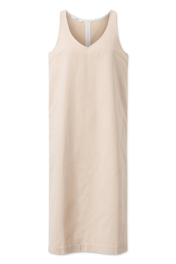 Laras Dress - Cloud Cream