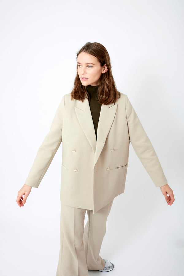 Arizona Blazer - Beige