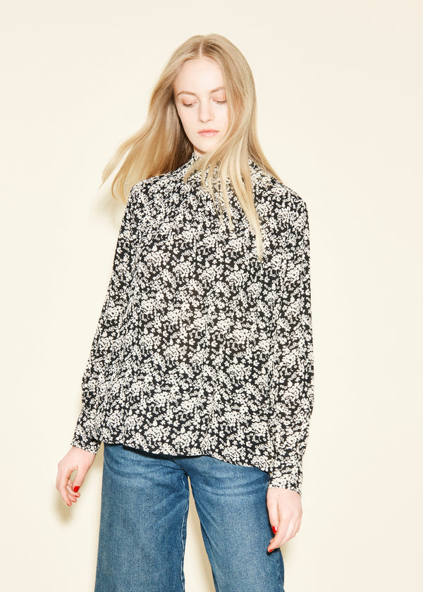 Loraine Blouse - Black