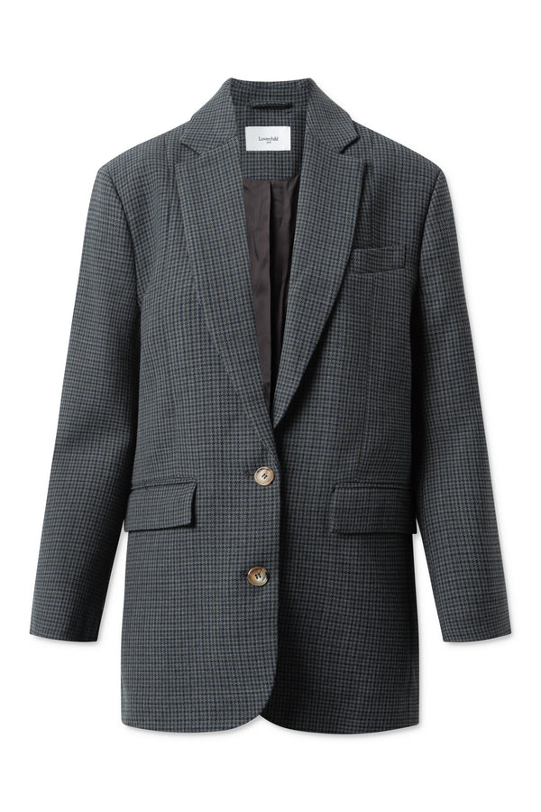 Montana Blazer - Dark Grey