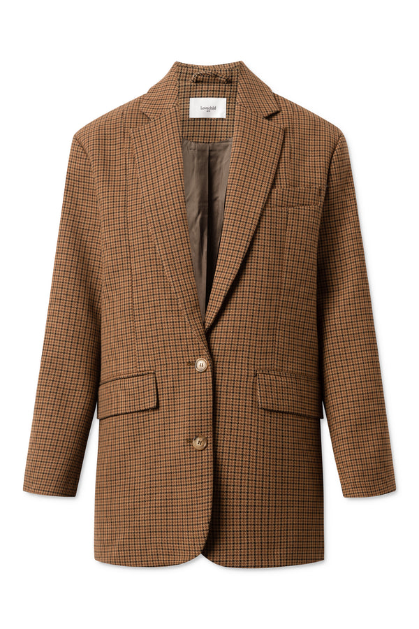 Montana Blazer - Brown