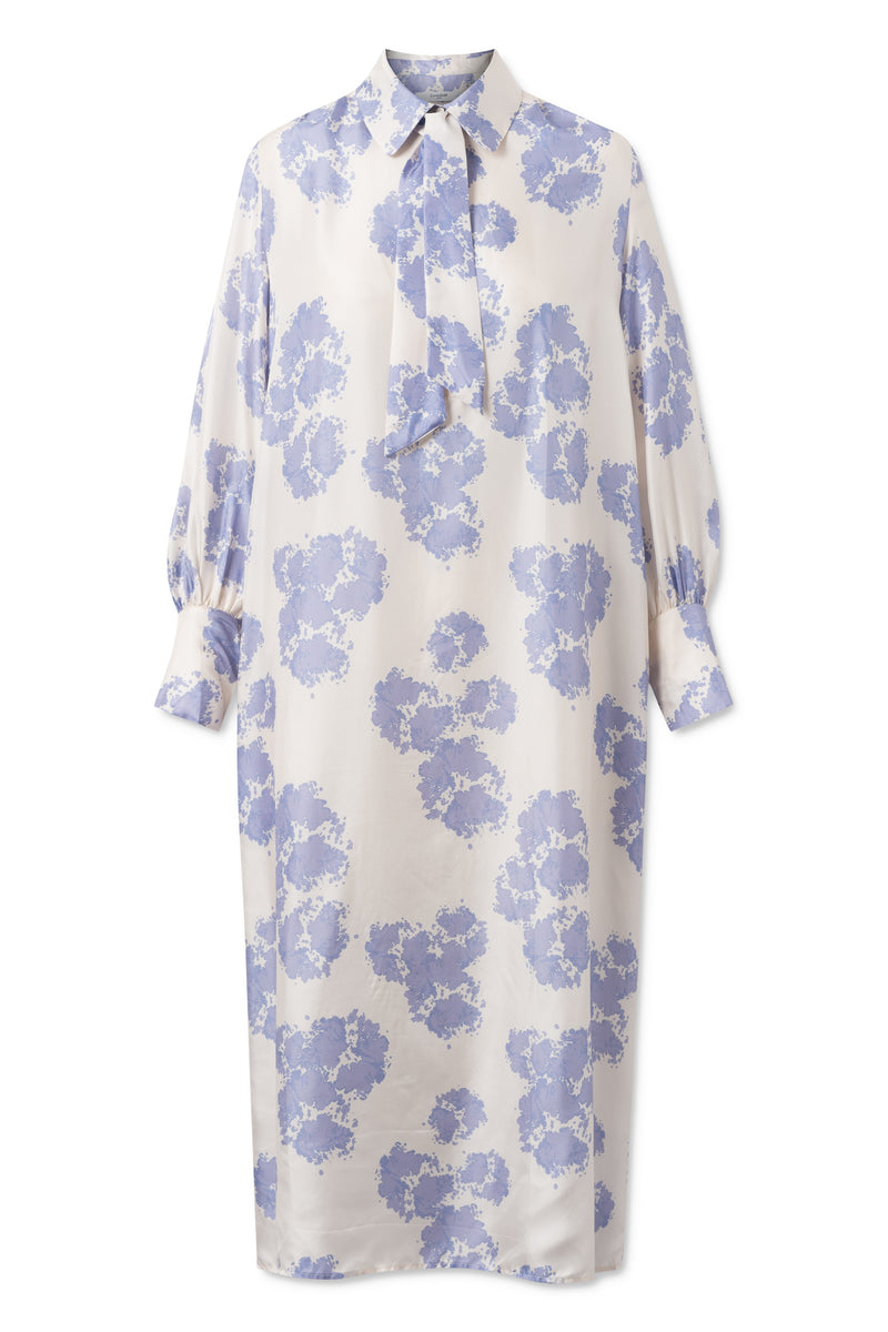 Nina Dress - Cloud Cream