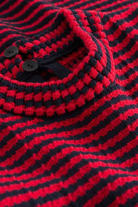 Nor Pullover - Poppy Red