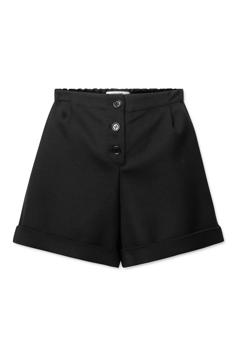 Obi Up Shorts - Black