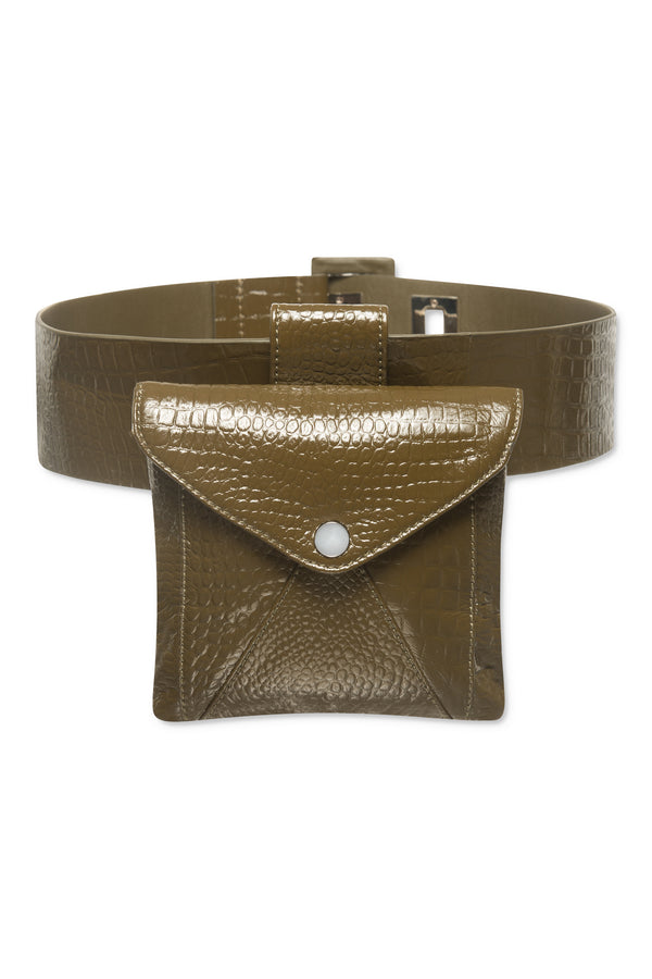 Scout Belt Bag - Desert Palm
