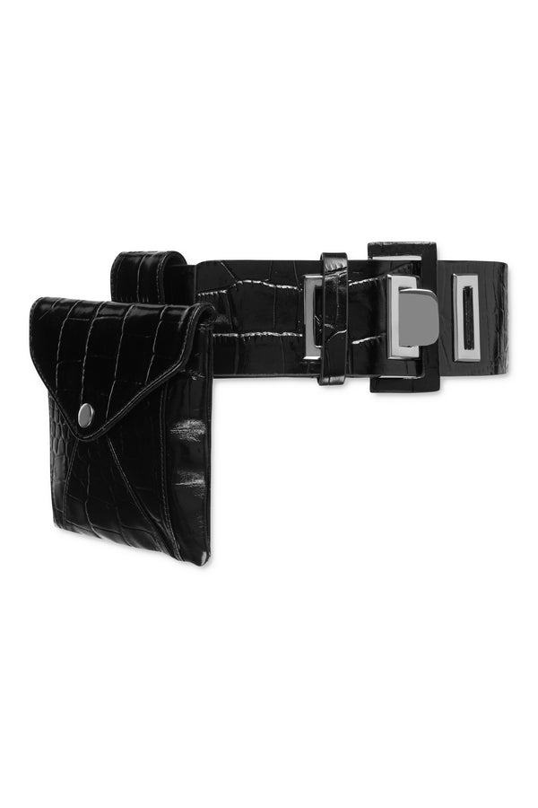 Scout Belt Bag - Black