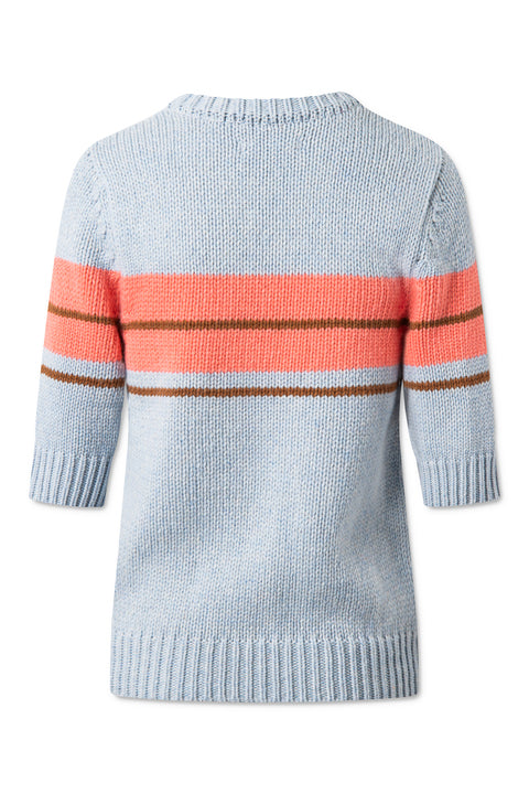 Vivienne Pullover - Light Blue