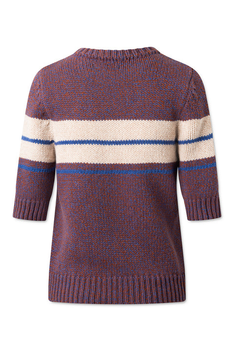 Vivienne Pullover - Burnt Orange
