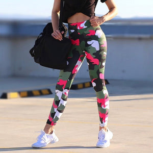 Summer 2020 Workout Leggings Fashion Women Clothes Sports Leggings Sexy Overalls Compression Push Up Leggings Gothic Pants