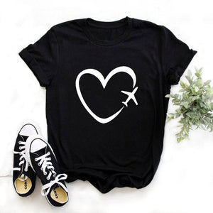 2020 Tees Women T Shirt Print Letter T-shirt Casual White Black Pink Short Sleeve Cotton Tops Summer Brand clothing
