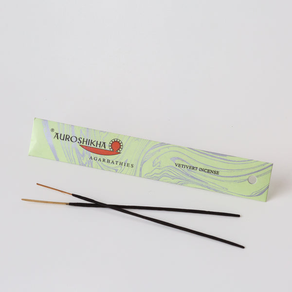 Vetivert Incense