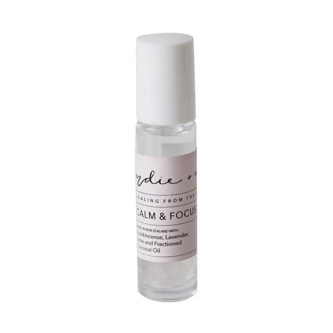 Indie and Mae Chakra Oil - Calm and Focus