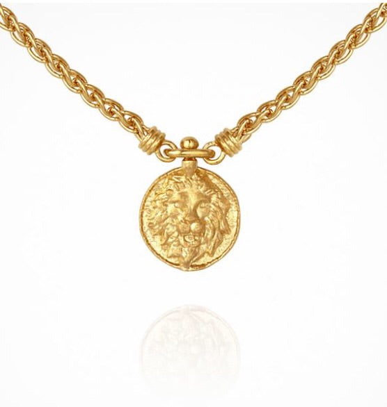 Temple of the Sun - Leon Necklace
