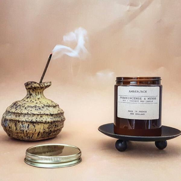 Soy candle - Frankincense and Myrrh
