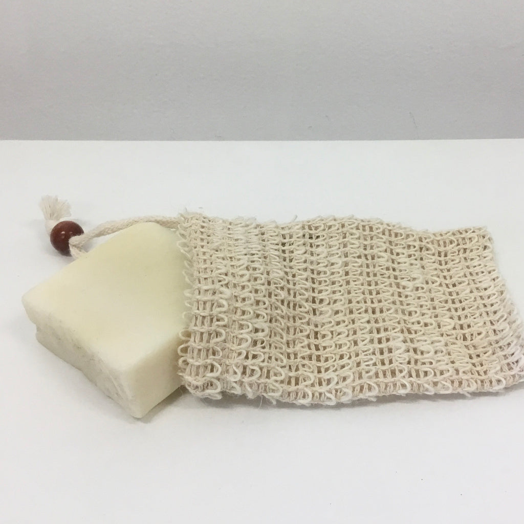 Organic Hemp & Sisal Soap Saver