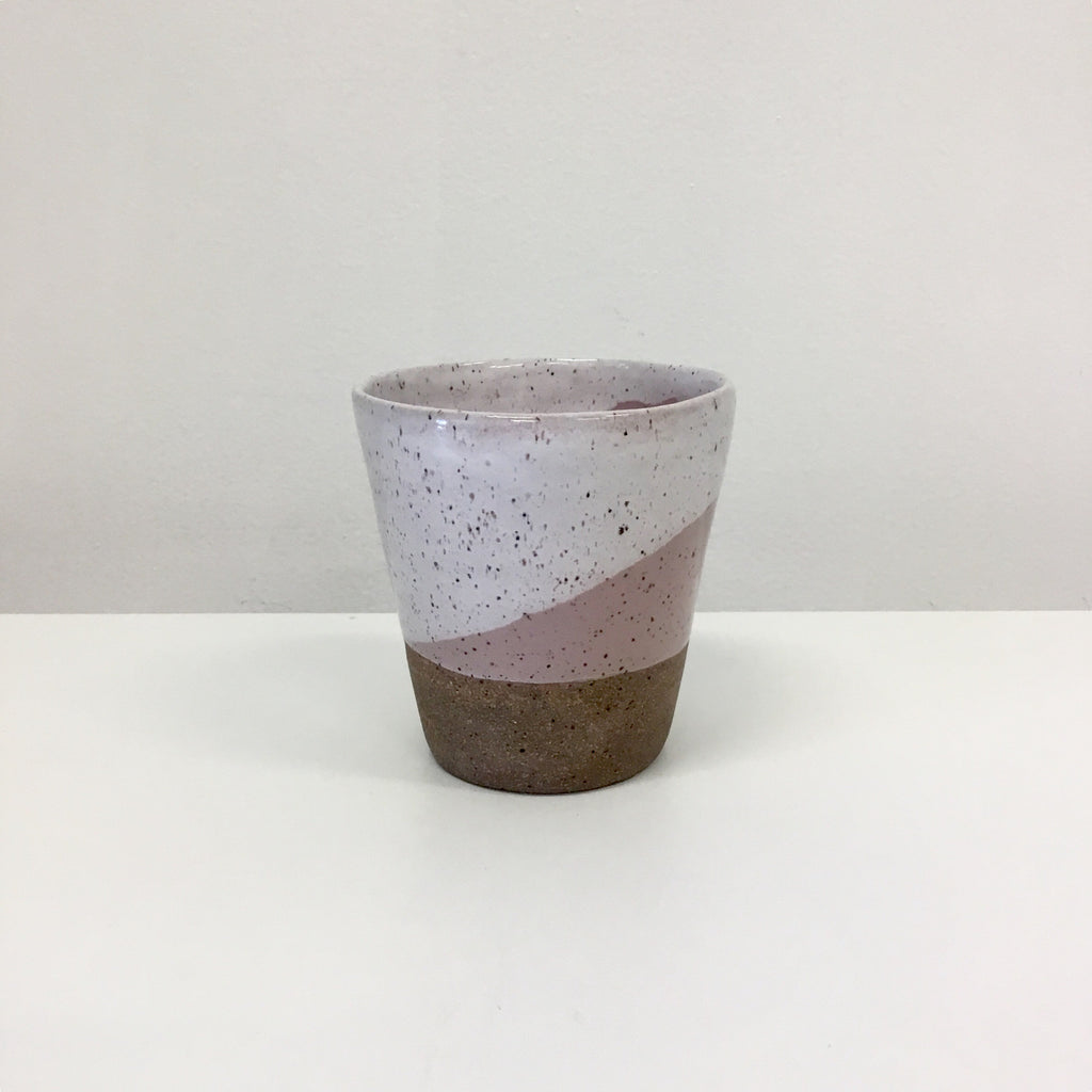 Nidito keep cup - Blush/White