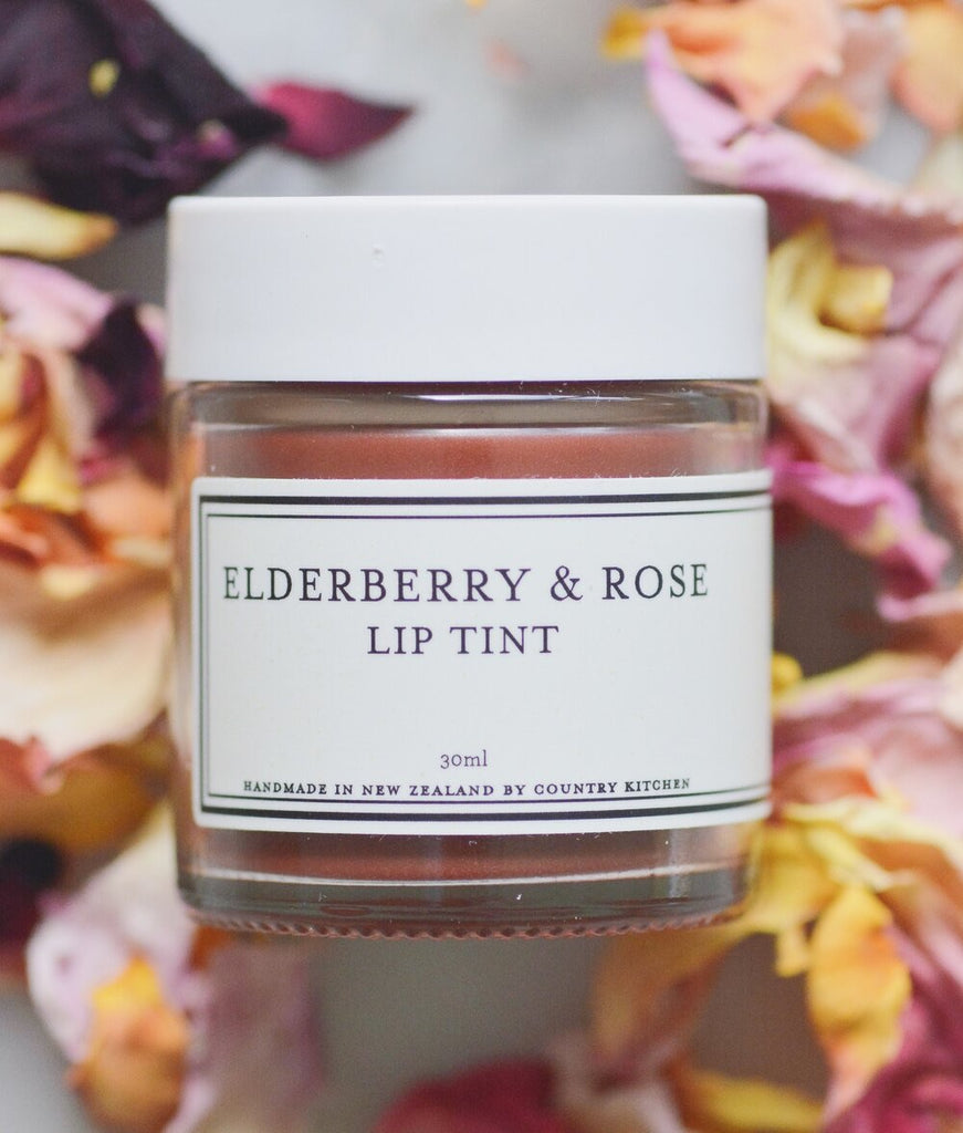 Country Kitchen - Elderberry and Rose Lip Tint